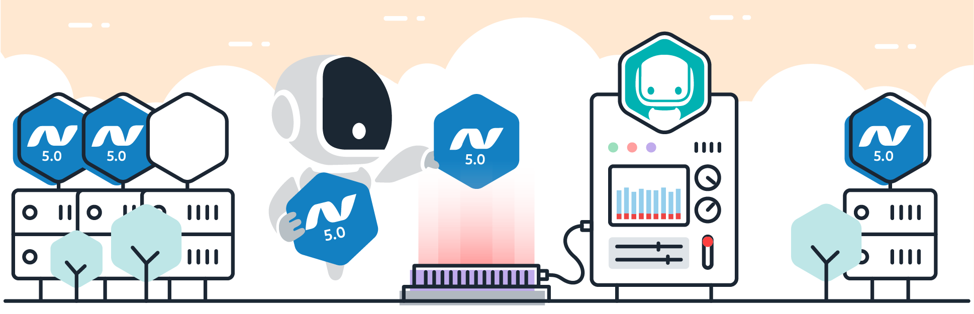 Monitoring .NET 5: A Small Step For Instana, One Giant Leap For The .NET Ecosystem