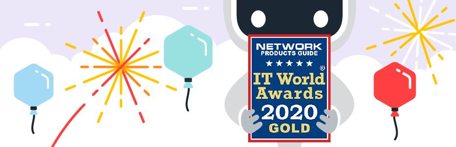 World Awards 2020 Gold